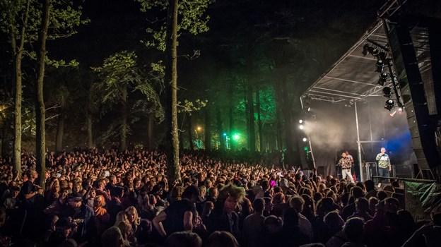 Det går stærkt med billetsalget til den kommende sommers Nibe Festival. Arkivfoto: Martin Damgård