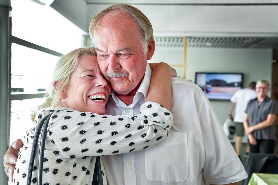 Lise Stenbro og Jens Hukiær