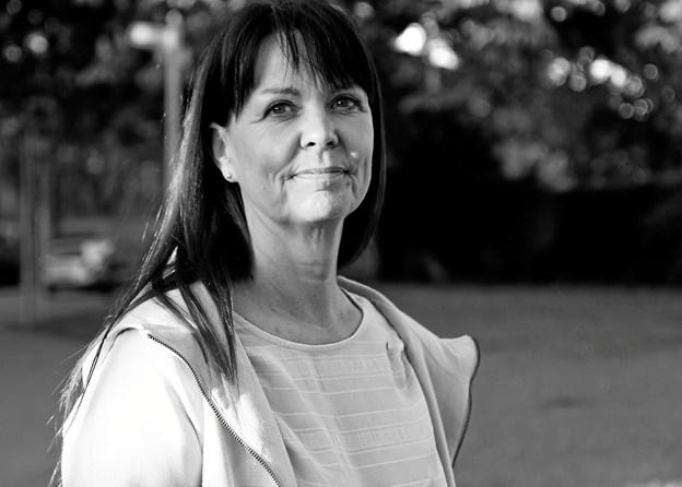 Man kan møde Mia Kristina Hansen, der er formand for Foreningen for Børn med angst og mor til en søn med angst,