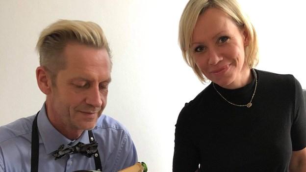 Karina Møller, der har 15 års erfaring fra hotelbranchen, får ansvaret for Mortens Kros nye luksussuites ovenpå restauranten. PR-foto
