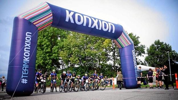 """Lørdag den 10. august klokken 14.00 køres """"Tour de Kongerslev"""" igen . Privatfoto"""