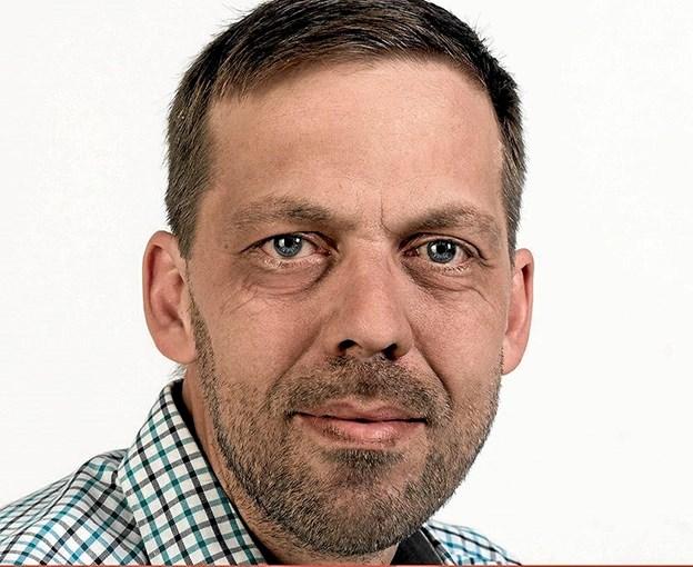 Peter Andersen Lundtoft, der både er formand for Halvrimmen Borgerforening og frivillige i Jægerum Søpark, håber på, at medlemmerne af Halvrimmen Borgerforening vil gøre søparken til et underudvalg i borgerforeningen. Det kan betyde meget for den lokale naturperle. Arkivfoto Erik Sahl
