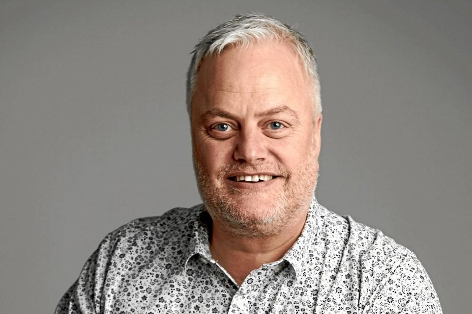 Bjarne Hyldgaard arbejder til dagligt hos PhotoCare i Hjørring.