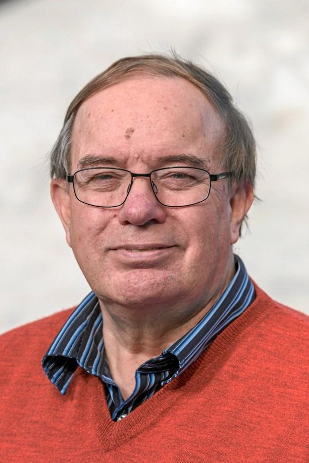 Professor og tidligere medlem Etisk Råd, Peter Øhrstrøm.