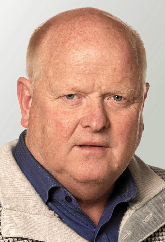 Mogens Trudslev.Arkivfoto