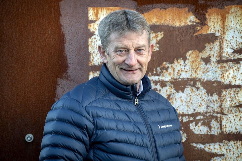 Søren Thorst er chef for Aalborg Events, der har som mål at øge mængden og kvaliteten af events i byen. Foto: Henrik Bo
