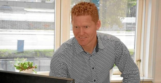Michael Møller Nielsen, der er født og opvokset i Gistrup samt bosiddende i Nøvling, har haft stor succes med sin specialklinik. Foto: Kjeld Mølbæk
