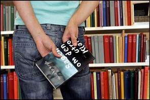 "Shyyyyyyss: Bibliotek inviterer til ""ultimativ antisocial"" læsefest"