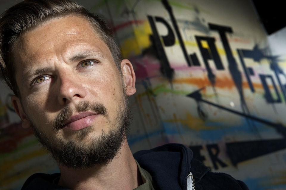 Platform 4 har en særlig betydning for Rasmus A. Nielsen, da det er her, Aalborg Rock og Metal afvikler sine arrangementer.