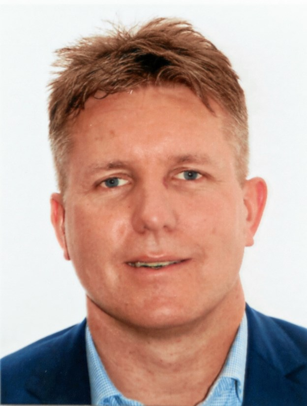 Kenneth Axen tiltræder hos Scandic Pelagic 1. april. Privatfoto