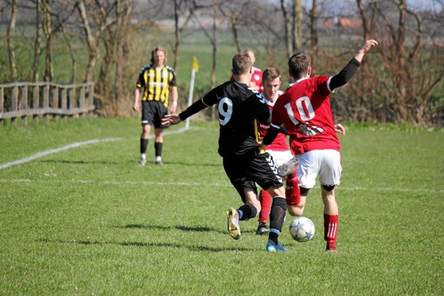Trekroner vandt opgøret 1-0. Foto: Flemming Dahl Jensen Flemming Dahl Jensen