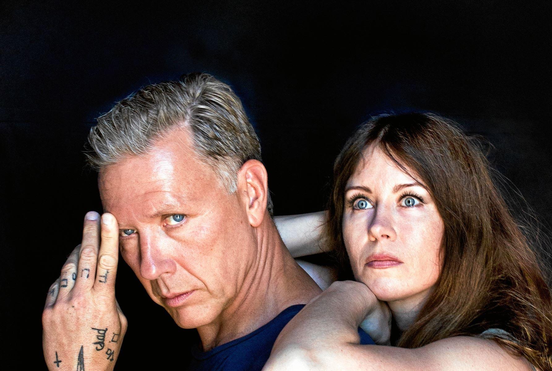 Den totalt grænseløse filminstruktør Anna Odell vil 'have' et 'kunstnerbarn' med den kendte svenske skuespiller i den eksperimenterende kunstfilm 'X&Y'
