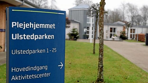 Planerne om et privat plejehjem i Ulsted er droppet. Foto: Allan Mortensen