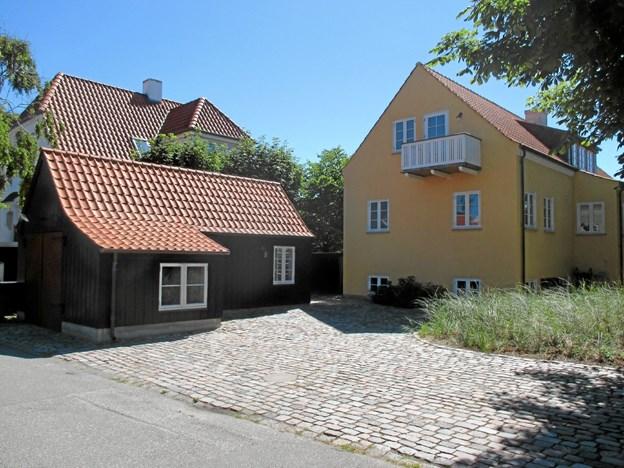 60'er-villaen på Søndervej 6a er for et par år siden blevet bygget totalt om af Søren og Ole Grønborg Jensen. En dristig nyfortolkning af de gamle skagenshuse. LOKALHISTORISK ARKIV SKAGEN
