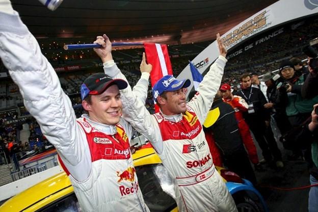 Kongen af Le Mans kan stadig: Vandt Race of Champions