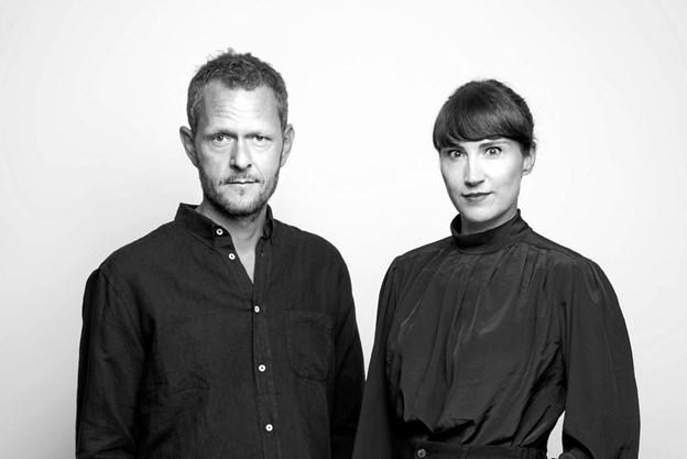 Janus Køster-Rasmussen og Camilla Stockmann udgav bogen om Bullshit sidste år. Privatfoto