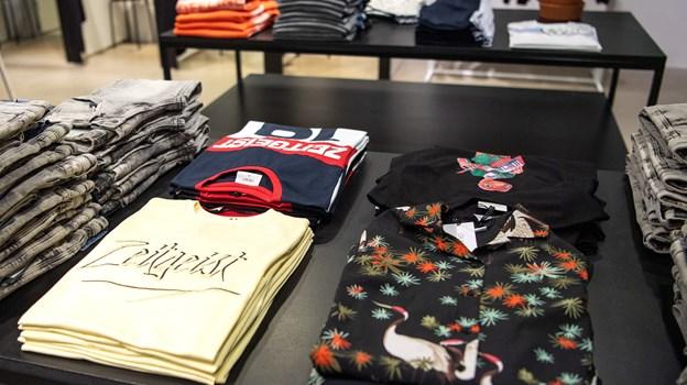 House of Teens satser på tøj til den modebevidste teenager. Foto: Henrik Bo