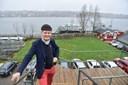 Erhvervsmand bag boliger ved fjorden: - Man skylder sin by at give den det bedste