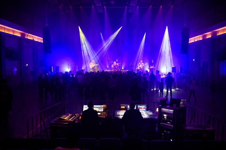 Det er anden gang, at Ungdomsringen holder den årlige musikfestival i Nordkraft. Arkivfoto: Nicolas Cho Meier