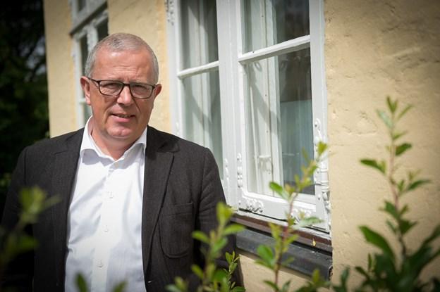 Domprovst Niels Christian Kobbelgaard.Arkivfoto: Kim Dahl Hansen