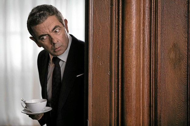 Johnny English slår til igen. Foto: Presse