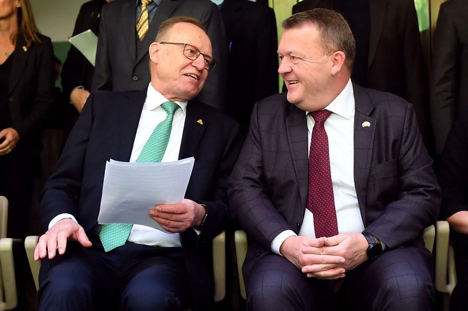 e6fc83876554 Carlsberg-formand Flemming Besenbacher afleverer tirsdag sine anbefalinger  til statsminister Lars Løkke Rasmussen (V) til