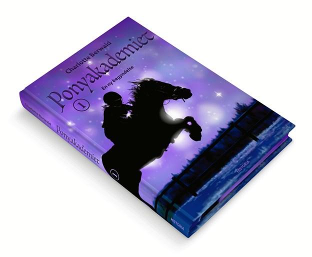 Ponyakademiet er en børne- og ungdomsbog primært målrettet hestepiger.