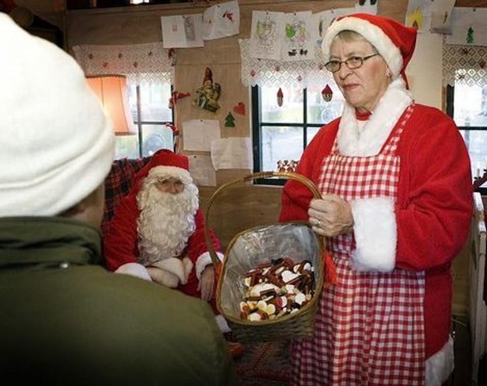 Grethe Jensen, nissemor og pædagogmedhjælper: - Jeg bruger nok samlet 2000 kroner på gaver i år. Jeg ordnede alle juleindkøb i tirsdags, så det er på plads.