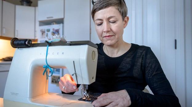 Trine Kammer er til stede i Isagers butik lørdag 8. og søndag 9. december.Arkivfoto: Nicolas Cho Meier