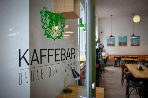 Kaffebaren ved Gabels Torv er efterhånden kendt i hele byen for deres specialkaffer.