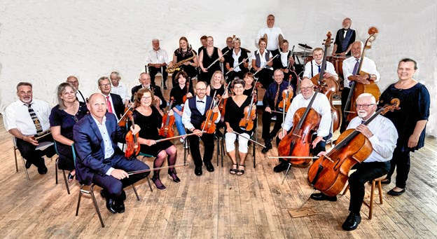 Vendsyssel Symfoniorkester spiller på Vendsyssel Teater 23. oktober. Privatfoto
