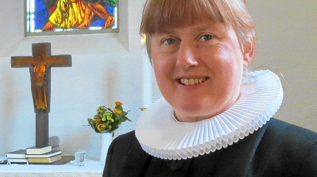 Anna Margrethe Saxild har fået nyt embede fra den 1. marts og forlader Vrensted. ?Foto: Arkivfoto