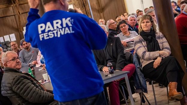 Ole Jespersgaard fra Park Festival. Foto: Martin Damgård Martin Damgård