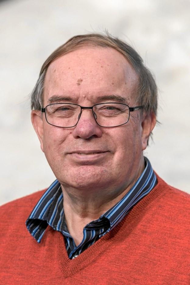 Peter Øhrstrøm. Foto: privat.