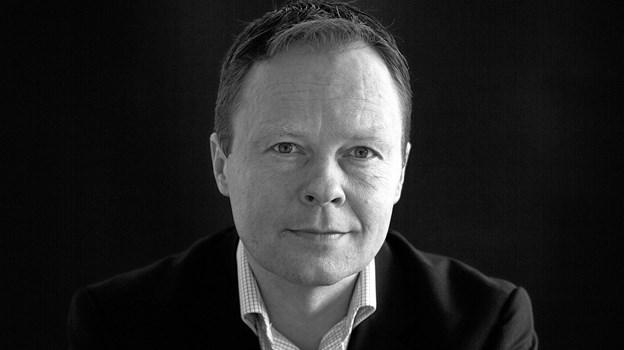 Peter Solberg Dirksen fortæller hjælp til folk, der vil skade sig selv. Arkivfoto