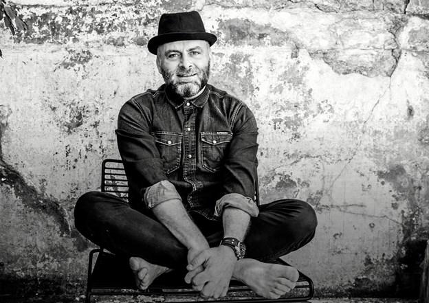 Jesper Lundgaard - giver 15. marts koncert i Kig Ind. Privatfoto