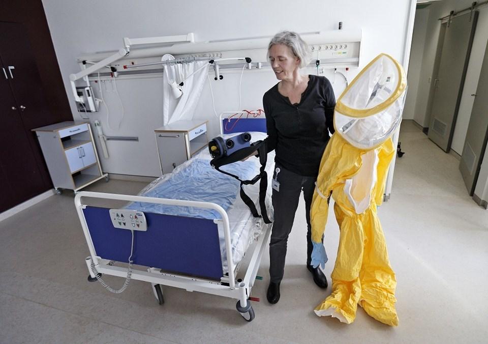 DR-medarbejder indlagt: Ebola-mistanke var falsk alarm