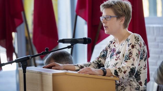 Ulla Astman: Vi er ved at flytte sundhedsvæsenet ind i et nyt årti.