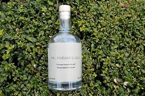 Lokalproduceret gin hitter hos Hr. Nielsen
