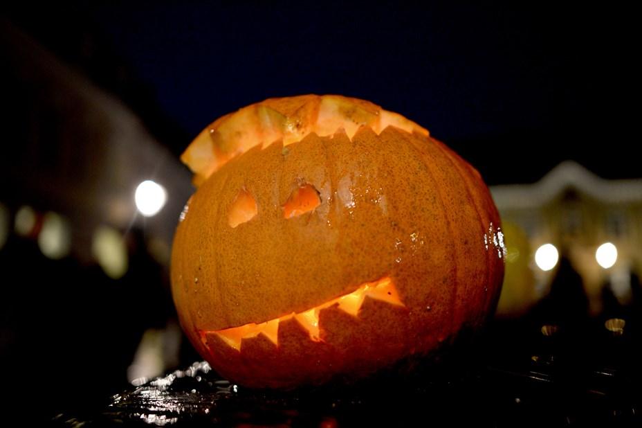 Kom til halloween i Skovsgård