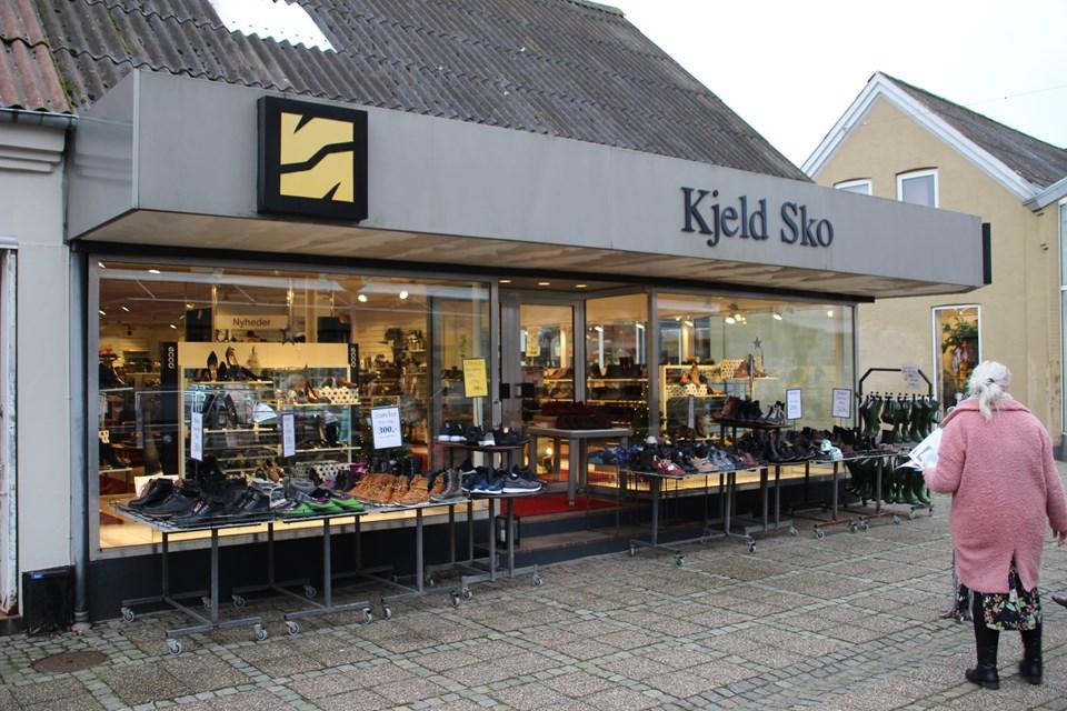 Og så videre til Kjeld Sko. Foto: Hans B. Henriksen