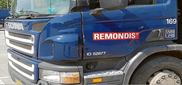 Firmaet er blevet overtaget af et internationalt firma, som hedder Remondis.PR-foto