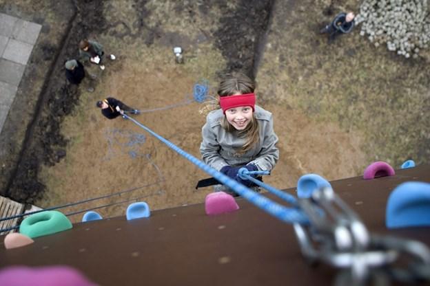 Det er ikke til at spå om i hvilken retning ansøgningerne vil forme sig - men klatrecentret i Ørtoft er en friluftsaktivitet og kunne rettes mod turisme - så den kunne sagtens holde sig inden for skiven.