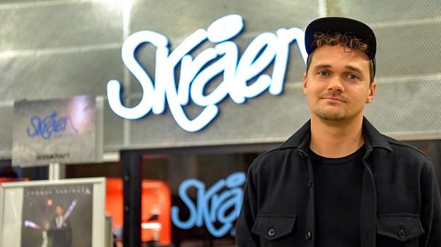 Seks udsolgte shows og et ekstrashow i salg nu - Ruben Søltoft er en særdeles populær herre. Arkivfoto: Jesper Thomasen