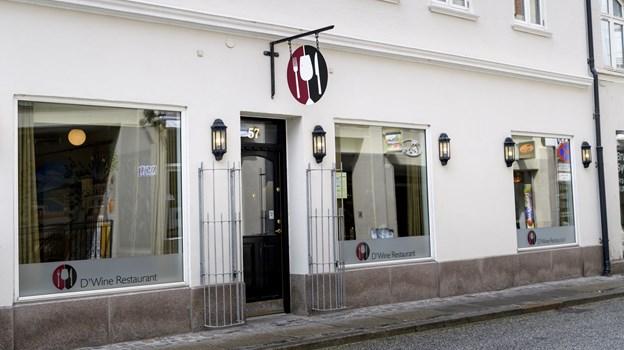 Kristian Ishøy har besluttet sig for at lukke sin restaurant. Han fortsætter dog sine aktiviteter lige på den anden side af gaden. Arkivfoto: Nicolas Cho Meier