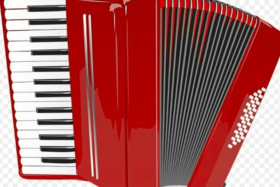 Fredag 19. oktober er der danseaften til harmonikamusik i Østervrå Hallen. Privatfoto.