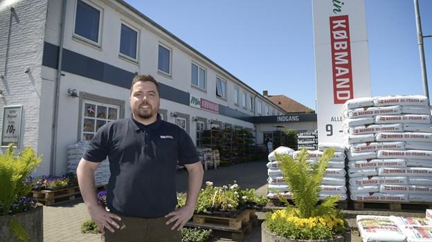 Stefan Christensen glæder sig over den nye mulighed for kunderne. Arkivfoto