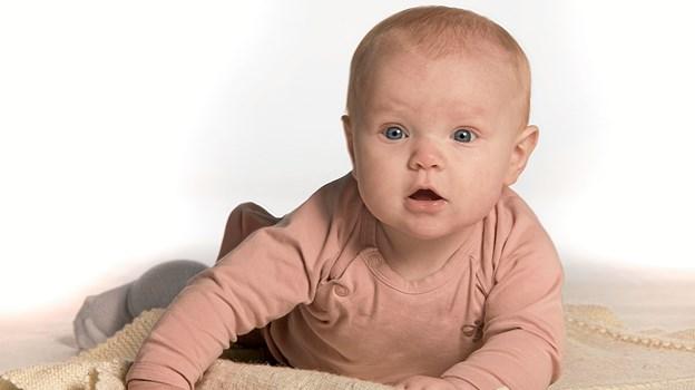 Lykke Engelund Nielsen og Kasper Holm Christensen er forældre til Frida Holm Engelund, der blev født 6. august 2017.