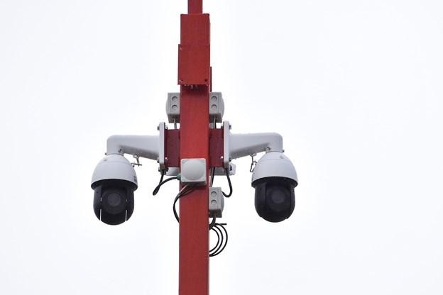 Kameraerne optager alt, hvad der foregår på stedet, og optagelserne vil i en konkret sag kunne bruges som dokumentationsmateriale mod eventuelle gerningsmænd.