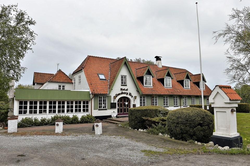 Torben O. Andersen